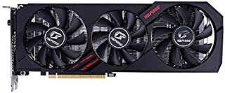 RISHIL WORLD® Colorful iGame GTX 1660 Ultra 6GB GDDR5 192Bit-1860MHz 8Gbps Gaming Video Graphics Card
