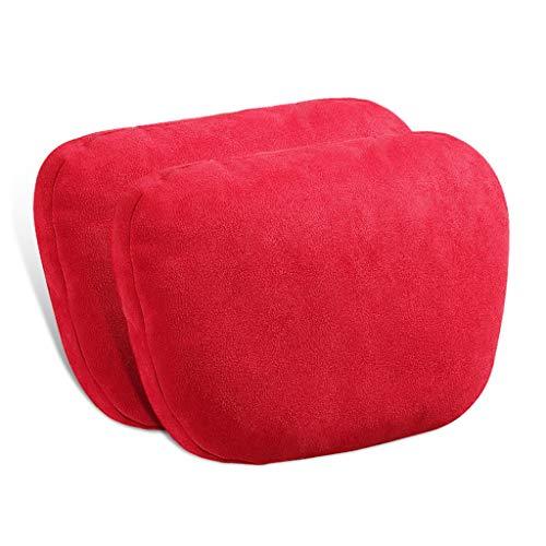 Xu-Pillow kussen, hoogwaardig, verstelbaar, voor auto, bureaustoel, comfortabel, ontspannend, ademend, voor volwassenen en kinderen