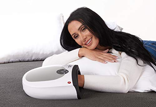 Sharper Image Total Hand Compression Massager