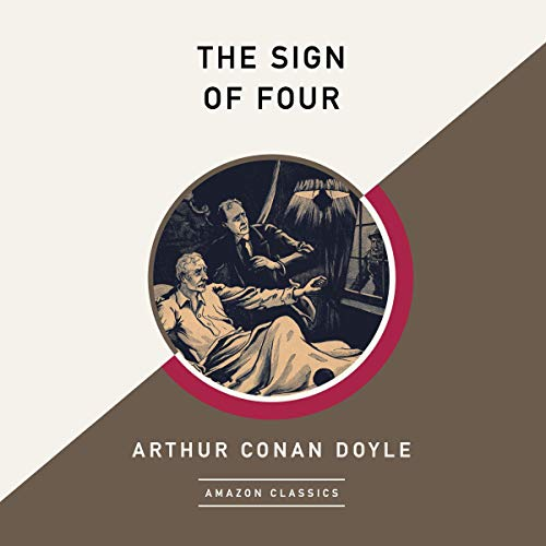 The Sign of Four (AmazonClassics Edition) cover art