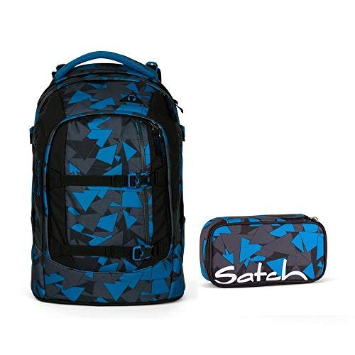 Satch Pack by Ergobag – 2tlg. Schulrucksack-Set