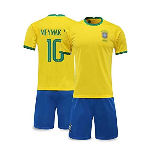 YYKY Camiseta Néymar No.10 de la Primera equipación...