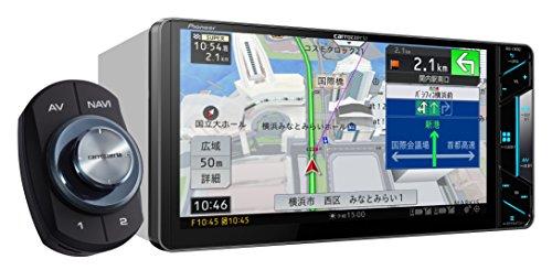パイオニア カーナビ カロッツェリア サイバーナビ 7型ワイド AVIC-CW902 フルセグ/Bluetooth/Wi-Fi/DVD/CD/SD/USB/HDMI/ハイレゾ