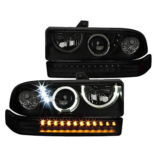01 s10 headlight assembly - 3