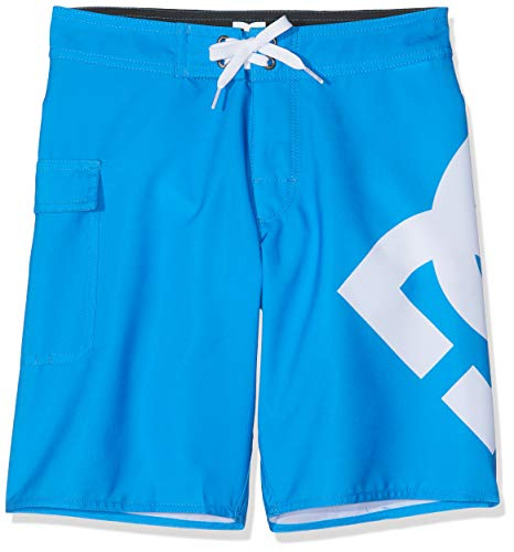 DC Apparel Jungen Lanai 17 Zoll Boardshorts, Brilliant Blue, 26/12