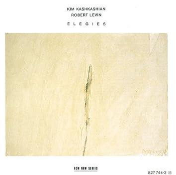 Britten, Carter, Liszt: Elegies