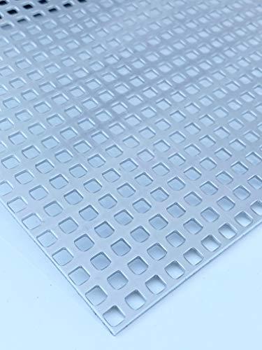 Alu Eloxiert E6/EV1 QG5-8 Aluminium Silber 1,5 mm dick Zuschnitt individuell auf Maß NEU Silber Eloxiert