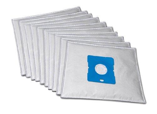10 Premium Staubsaugerbeutel kompatibel für Menalux 1002 inkl. 2 Motorschutzfiltern