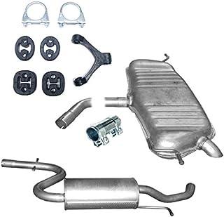 Suchergebnis Auf Für Honda Civic Ej9 Auspuff Abgasanlagen Ersatz Tuning Verschleißteile Auto Motorrad