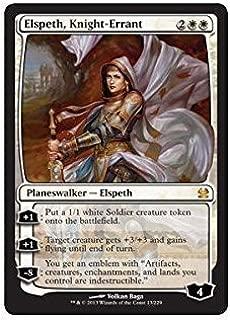 Magic: the Gathering - Elspeth, Knight Errant - Modern Masters