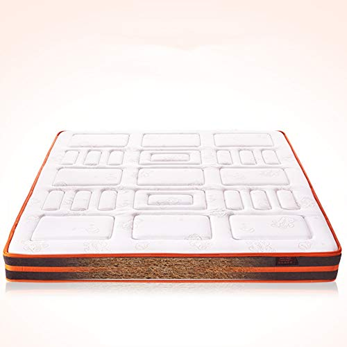 %41 OFF! ALIPC Coir Washable Mattress,Detachable Three-Dimensional Floor Mattress Protect Spine Matt...