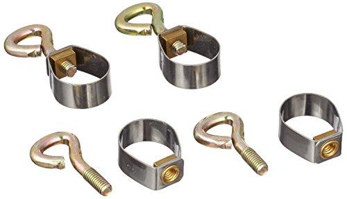 Rohrklemmen 22 mm 5-er SB-verpackt