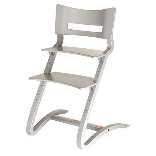 Leander [ リエンダー ] High chair wo. safety bar ハイチェア セーフティバー Grey グレー 300000-09 ベ...