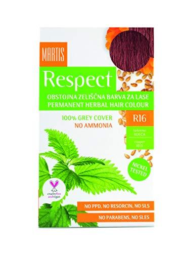Haarkleur Martis Respect