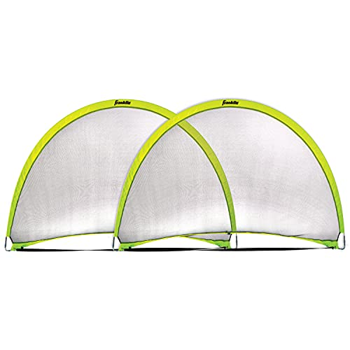 Franklin Sports Pop-Up Dome Shaped Soccer Goal