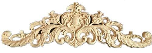 レリーフウッド 木彫り飾り 木彫りデコレーション 飾りウッド 装飾モールディング レリーフ モールディング装飾 モールディング(A)
