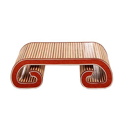 Tables Basses Tatami Basse en Bambou Baie Vitrée Balcon Japonais Petite Basse Salon Personnalité Mode À Thé Maison Basse Multifonction Basses