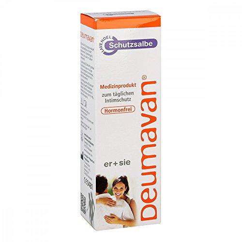 Deumavan Schutzsalbe lavendel Tube, 125 ml Salbe