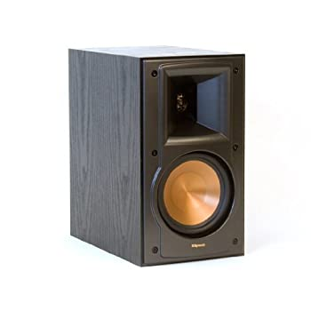 Klipsch RB-51 II  Pr  2-Way Bookshelf Speakers,Black,Dimensions  11.4  H x 6.5  W x 10.75  D