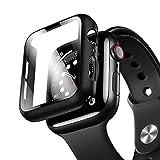 UNO' Funda Protector De Pantalla De Cristal Templado Compatible Apple...