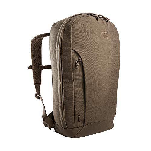Tasmanian Tiger TT Urban Tac Pack 22 Liter Daypack Leichter Tages-Rucksack Herren für Uni, Arbeit, Sport oder Schule mit abnehmbaren Hüft-Gurt und Brust-Gurt; Molle-kompatibel