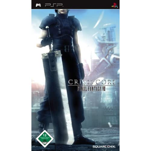 Square Enix  Crisis Core: Final Fantasy VII