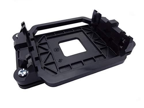 EC360® Bracket AMD AM2/AM3 Mainboard Halterung für Sockel AM2+ AM3+ FM1 FM2 940 Retention Mount Modul CPU Klammer Backplate (schwarz)