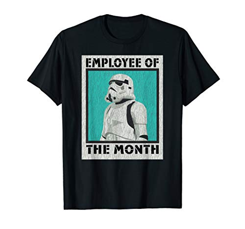 Star Wars Stormtrooper Employee of The Month T-Shirt