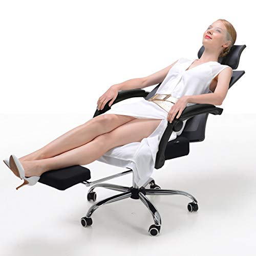 Our #3 Pick is the Hbada Ergonomic Office Recliner