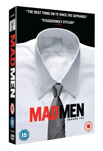 Mad Men - Season 1 + 2 [UK Import]