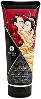 SHUNGA Crema Masaje Fresas con Cava 200 ML