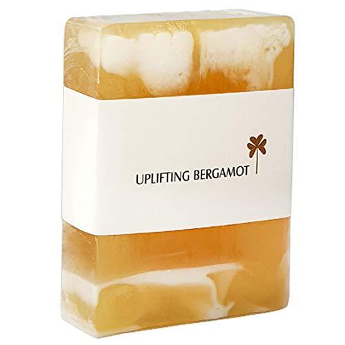 Trinitae Handgeschöpfte Aromatherapie-Seife Bergamotte Citrus