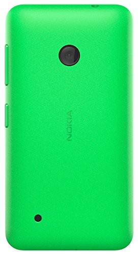 Nokia Hard Shell Clip-On Schutzhülle Hülle Cover für Nokia Lumia 530 - Leuchtend Grün