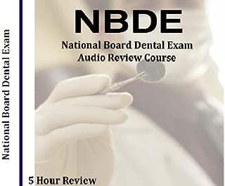 NBDE (National Board Dental Examination) 5 Hour, 5 Audio Review; NBDE Part I Review
