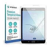 smartect Schutzglas kompatibel mit Samsung Galaxy Tab S2 8.0 Zoll (T719, T715) - Tempered Glass mit 9H Festigkeit - Blasenfreie Schutzfolie - Anti-Kratzer Bildschirmschutzfolie