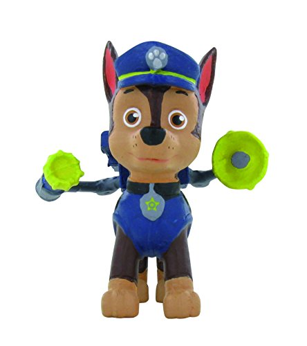Paw Patrol - Figurine Chase Chase Multicolore