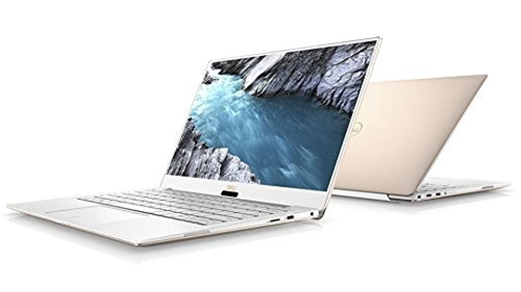 Dell XPS 9370 Laptop, 13.3in 4K Ultra HD (3840 x 2160) InfinityEdge Touch Display, 8th Gen Intel Core i7-8550U, 16GB RAM, 512 GB SSD , Windows 10 Pro, Rose Gold (Renewed)