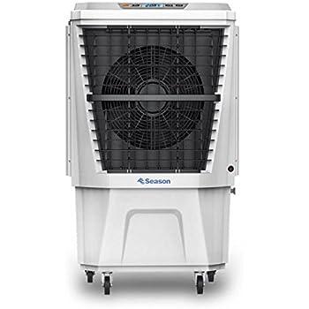 Jocca ColdHot Bioclimatizador frio calor, color gris y