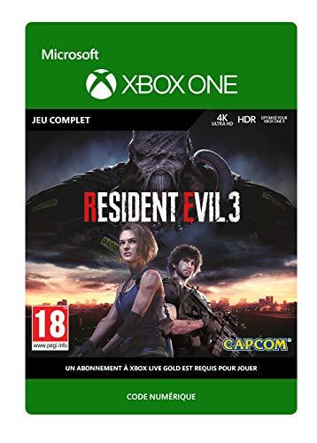 Resident Evil 3 (Pre-Purchase) Standard Edition | Xbox One – Code jeu à télécharger