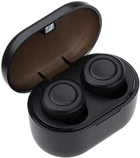 Tung bas hörlurar öronsnäckor hörlurar Snygga bärbara sanna trådlösa öronproppar, Bluetooth 5.0 Stereo hörlurar, Smart TWS...