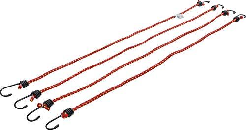 Bgs Technic Pro+ - Corde Elastici Per Portapacchi, 8 Ganci