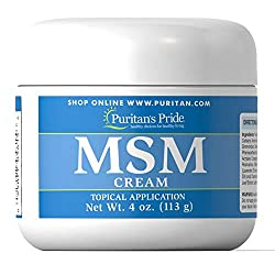 The Best MSM Cream: 2019 Guide and review - Organic Sulfur