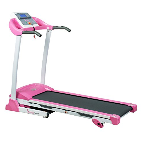 Sunny Folding Treadmill With Shock Absorber