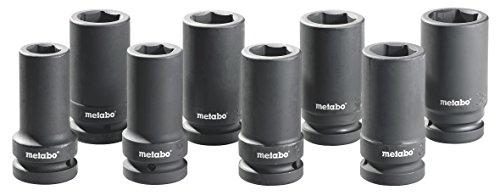 Metabo 628835000 slagmoersleutelset 1