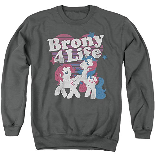 Adult Brony for Life My Little Pony Sweatshirt, S to 3XL