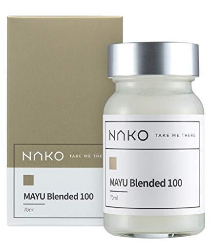 NAKO - Al sold out. Mayu Blended 100 2.36 horse oil Outlet ☆ Free Shipping eve premium fl.oz for