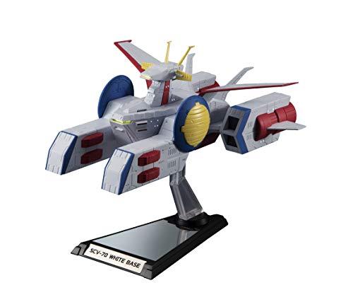 TAMASHII NATIONS Bandai Kikan-Taizen Scv-70 Base Blanca Mobile Suit Gundam 1/1700