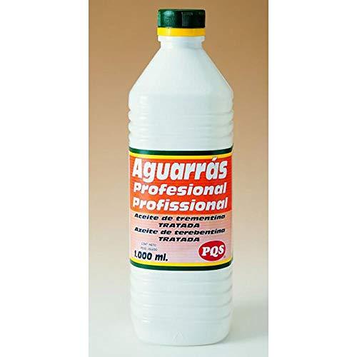 AGUARRAS PURO PQS PROFESIONAL 1-1525-00010 1 LT
