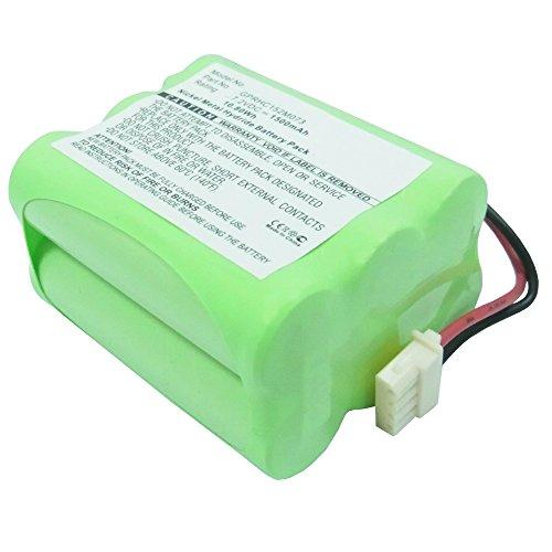 subtel® Staubsauger Ersatz Akku für iRobot Braava 320, Braava 321-7.2V, 1500mAh, NiMH GPRHC152M073, 11003068-00, 4408927 Ersatzakku Batterie