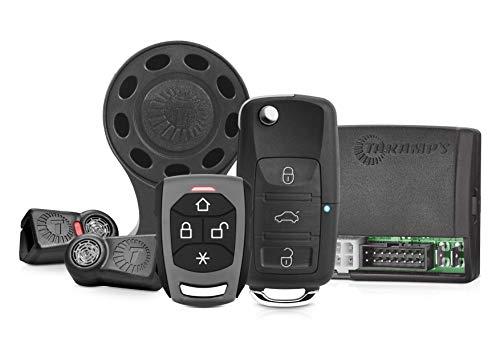 Alarme Taramps TW20 CH G4 01 Controle Presença Chave Canivete TR3 Alarme Automotivo
